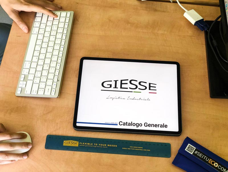 lavorare in giesse