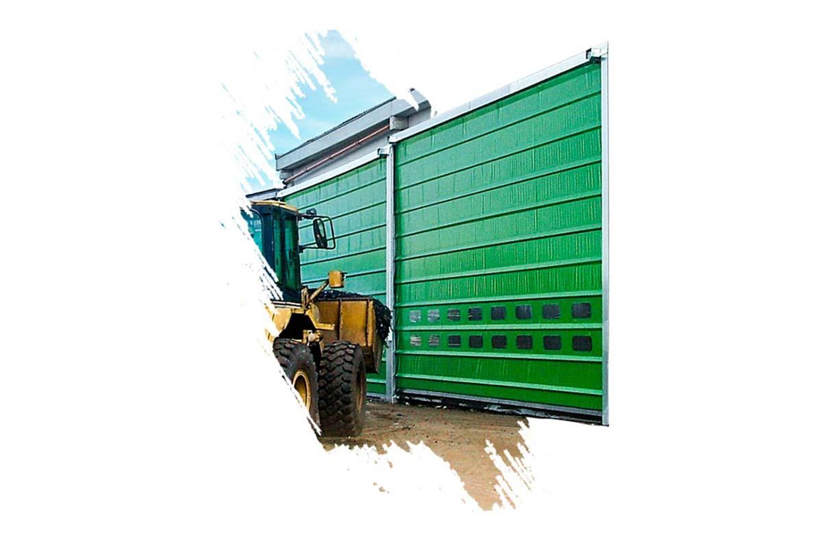 porte per compostaggio e biocelle