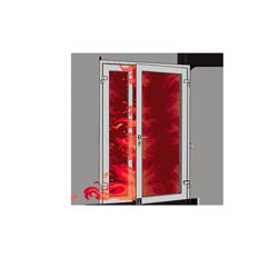 fireproof closing solution