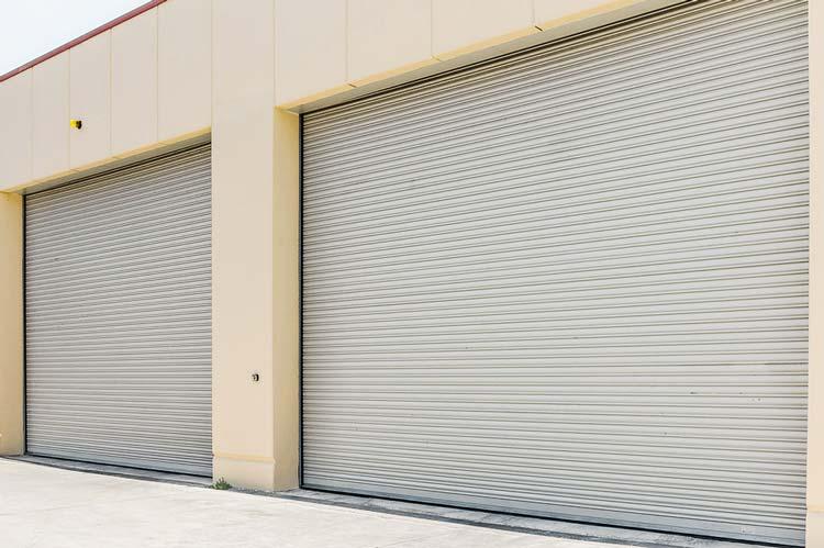 industrial roller shutters Giesse
